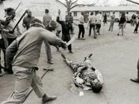 Bystanders: mob attack